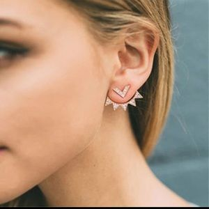 • Harper • Crystal Ear Jacket